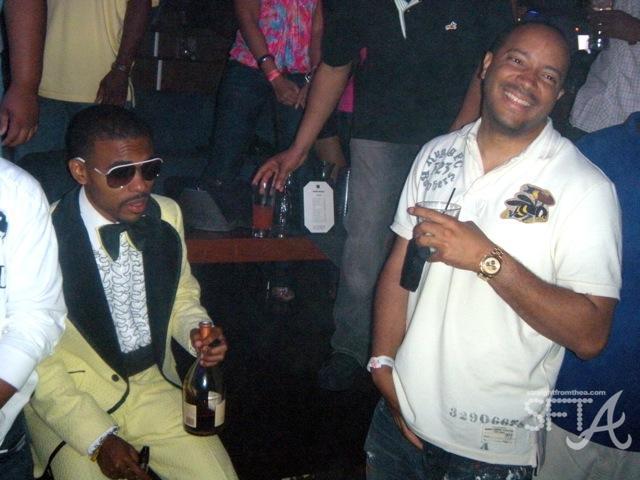 Lil Duval & Jason Geter