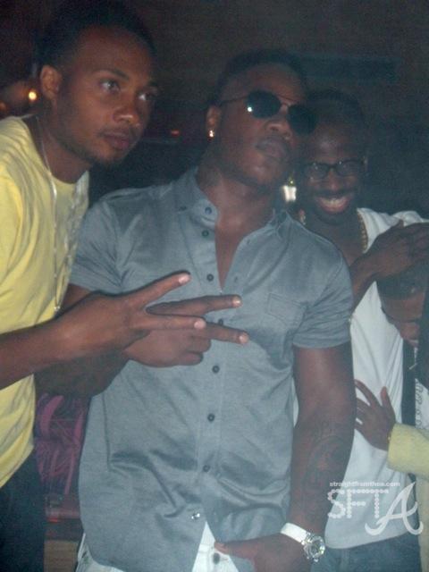 DJ Trauma, Sean Garrett, B. Cox