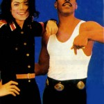 Original Odd Couple ~ Michael Jackson + Eddie Murphy