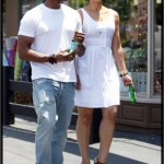 Usher Chills w/'Mystery' Woman While Tameka Battles on Twitter