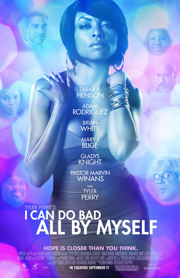 TP I can do bad by myself movie poster
