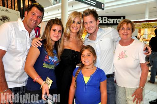 Kim Zolciak & Family