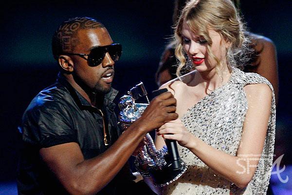 Kanye - Taylor Swift 2009 VMA