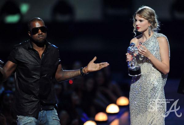 Kanye Taylor Swift 2
