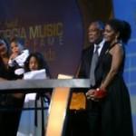 Drama Unfolds as Shakir Stewart's Family Accepts Posthumous GA Hall of Fame Award