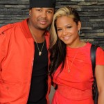 We's Married Now! ~ The Dream & Christina Milian Tie The Knot