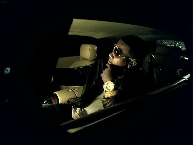 Gucci Mane ~ Spotlight Video Shoot