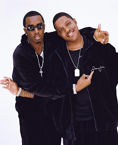 Diddy & Mase