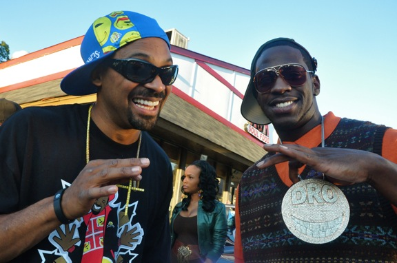 Mike Epps, Young Dro