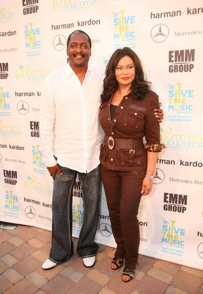 Mathew & Tina Knowles