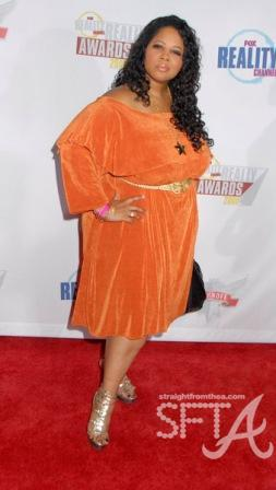 Kim Kearney ~ Poprah ~ 2008 Fox Really Awards