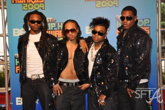 Pretty Ricky ~ 2009 BET Hip Hop Awards