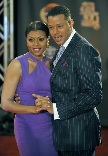 Taraji P. Henson & Terence Howard - Soul Train Awards