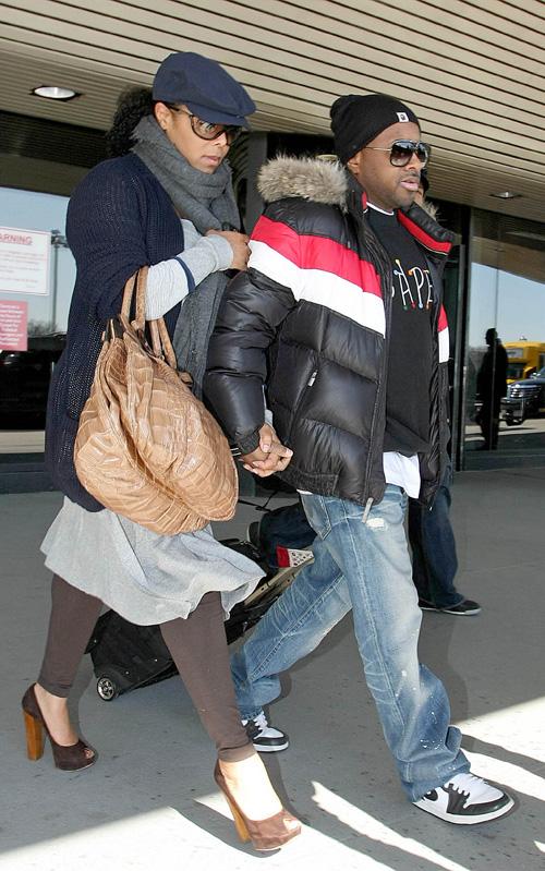 Janet Jackson & Jermaine Dupri