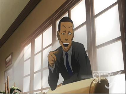 Boondocks Season 3 Screenshot