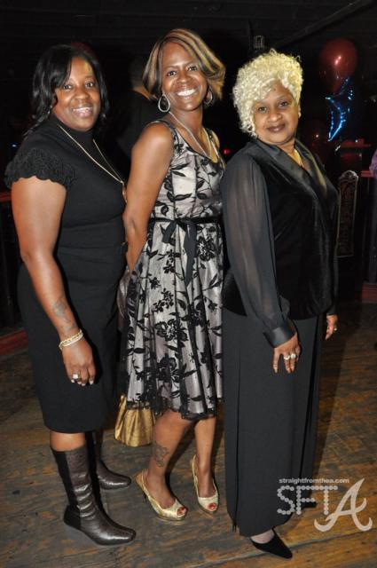 Hip Hop Moms ~ Aliyah ?Mama Pain? Najm (T-Pain?s mother), Jacita Carter (Lil Wayne?s mother) and H. Loraine Smith (Ne-Yo?s mother)