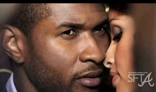 Usher VIP Photoshot (Screenshot)