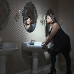 Derek Blanks Shoots Comedienne/Actress/Talk Show Host Mo'Nique