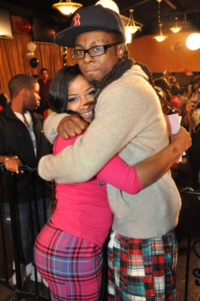 Lil Wayne & Toya
