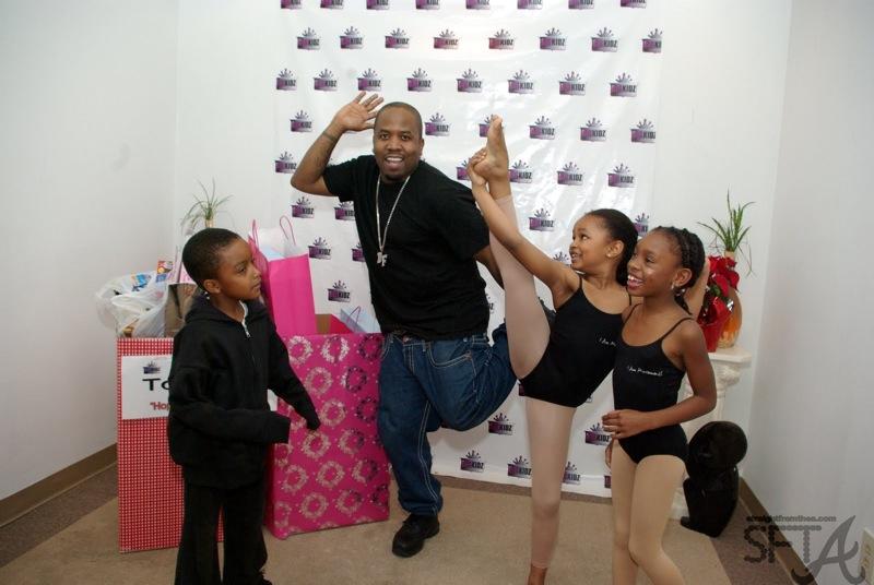 Big Boi's Kidz Foundation Christmas