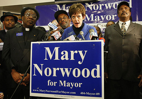 Mary Norwood