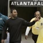 Michael Vick's Atlanta Return: Photos + V-103 Interview