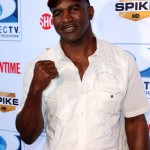 Evander Holyfield Agrees to Marriage Counseling