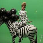 """Rihanna's """"Rude Boy"""" Music Video Stills"""