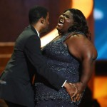 Pic of the Day ~ Chris Rock & Precious