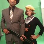 Sneak Peek of Boris Kodjoe & Nicole Ari-Parker's Alter Ego Shoot [PHOTOS]