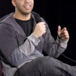 Drake Drops His Dirty Pink Panties [VIDEO]