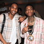 Twitpic of the Day ~ Trey Songz & SouljaBoy