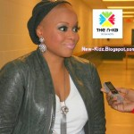 Chrisette Michele Goes Bald… [PHOTOS + VIDEO]
