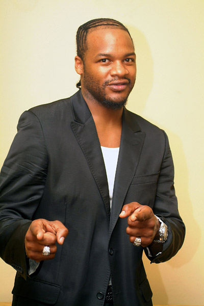 Jaheim Charged With Drug Possession Again