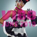 Cover Shots: Nicki Minaj for VIBE