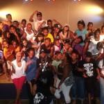 Big Boi Loves the Kids! Big Kidz Foundation Summer Camp Performance