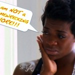 Fantasia Barrino Wants You To Know…