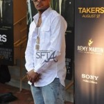 "Flix/Video ~ Atlanta ""Takers"" Movie Premiere [RED CARPET]"