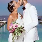 Married: Alicia Keys & Swizz Beatz [PHOTOS]