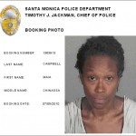 """Mugshot Mania ~ Two Words… """"Maia Campbell"""""""