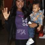 Spotted: Jennifer Hudson & Baby David…