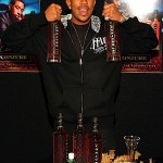 Spotted: Ludacris at a Pennsylvania Liquor Store…