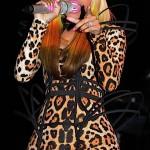 Nicki Minaj Gets ?Catty? For Christmas? [PHOTOS + VIDEO]