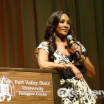 Quick Flix: Vivica Fox Addresses the Freshman Class of Fort Valley State University