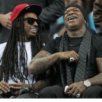 "Lil Wayne Feels ""Some Kinda Way"" About LeBron James & Dwayne Wade…"