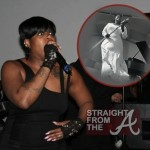 Rumor Control: Fantasia's Not Pregnant, She's Just Getting Fat for a Role…