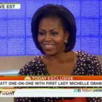 Michelle Obama: No Smoking, No Hair Dye & No Facebook… [VIDEO]