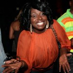 Update: Angie Stone Was Speeding For Jesus…