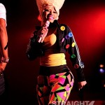 Nicki Minaj is Back to Her Colorful, Wiggy, Butt-Padded Self… [PHOTOS]