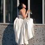 Newsflash! Asian Men Ain't Sh*t Either… Jilted Bride Attempts Suicide in Wedding Gown [PHOTOS/VIDEO]